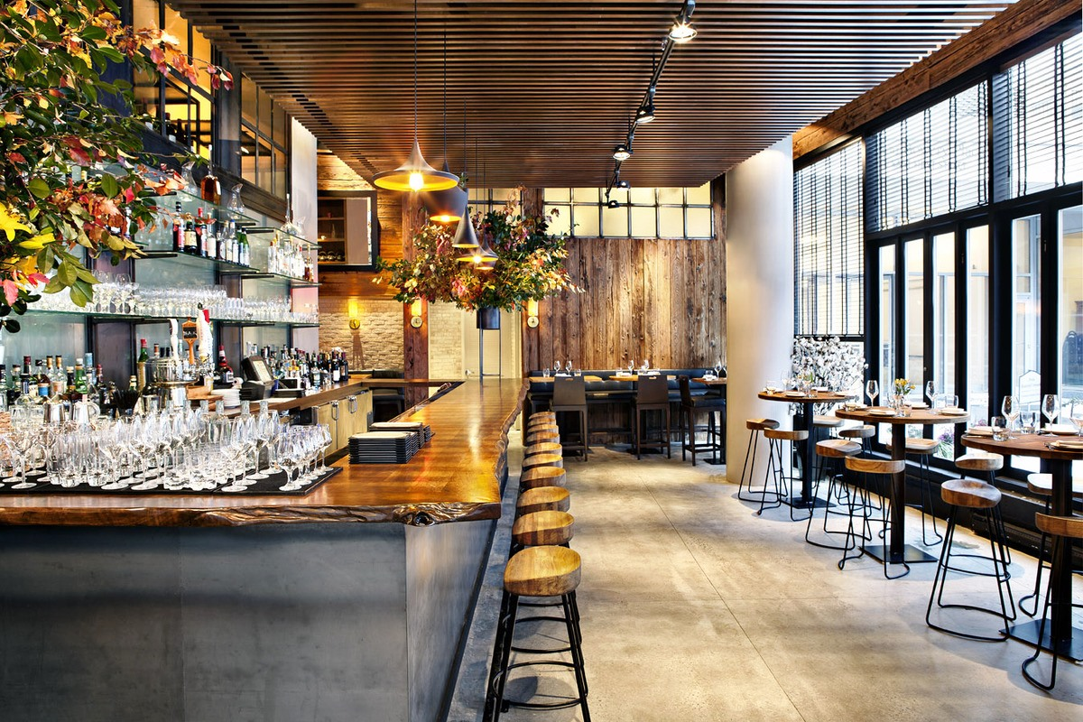 Image result for Restaurants Showing Terrific Design